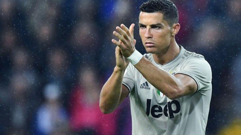 Järgmine naine süüdistab Cristiano Ronaldot vägistamises