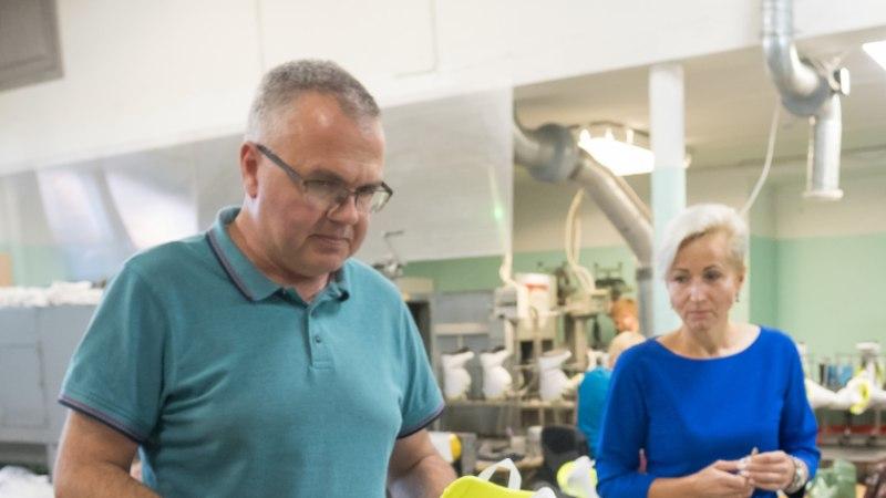 Kunagise kalurikolhoosi mantlipärija toodab Eestis maailmatasemel suuskade sisesaapaid
