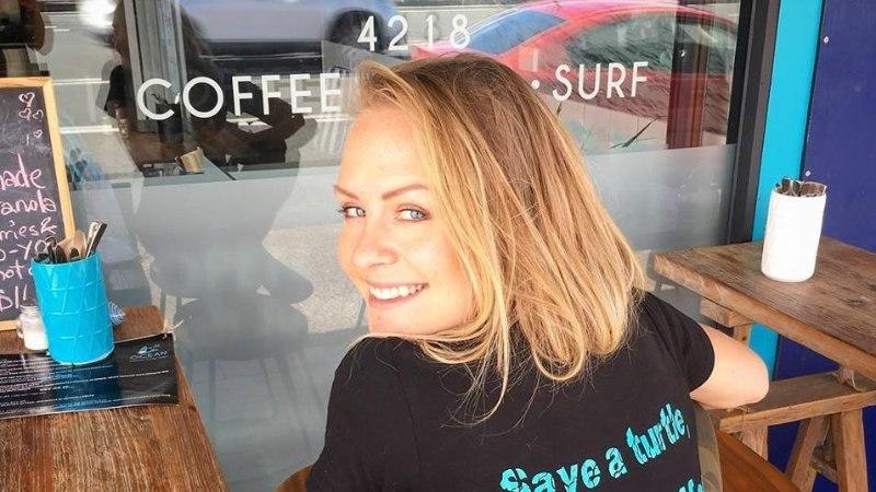 27aastane eestlanna avas Austraalias ökosurfikohviku
