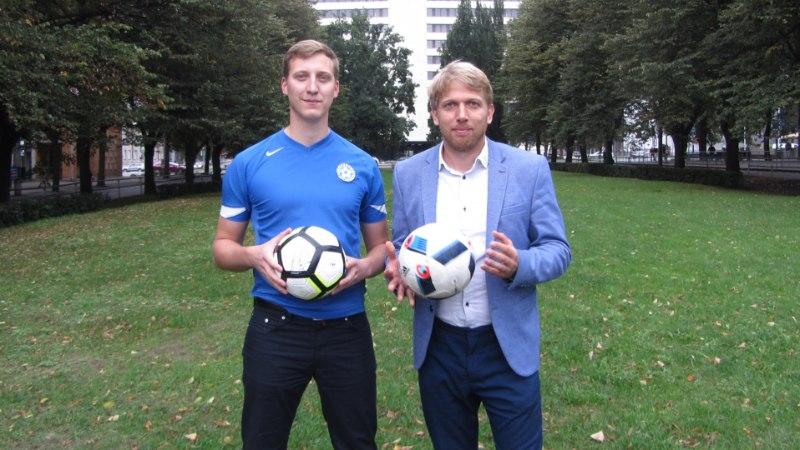 Keskerakond | Meie katame Eesti jalgpallihallidega