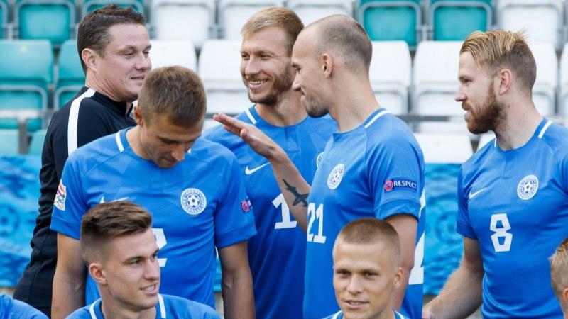 NII SEE JUHTUS | Sport 08.10: jalgpallikoondis kogunes, lahvatas uus dopinguskandaal