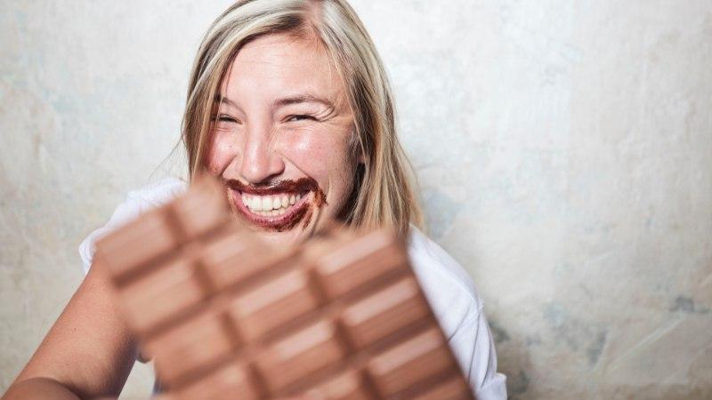 Что происходит с телом, когда вы едите три плитки шоколада в месяц?
