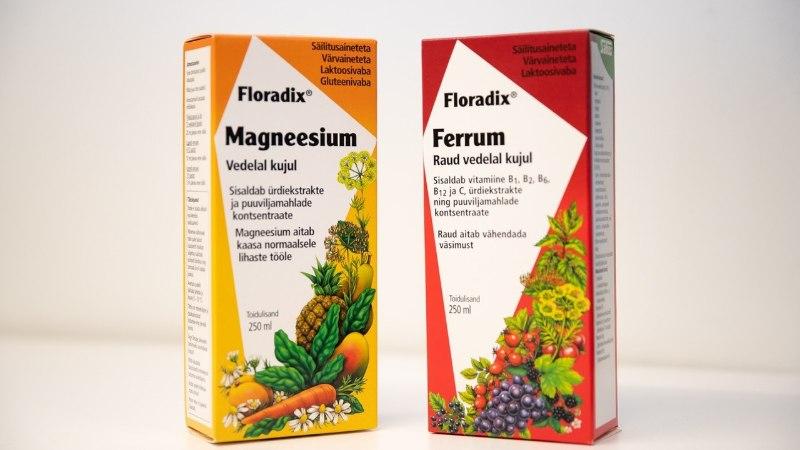Kuidas toetavad keha ning immuunsust raud ja magneesium?