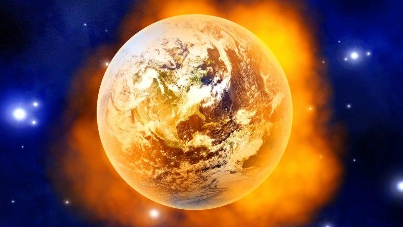 VEEL POLE HILJA: kliimateadlaste sõnul jõuab maailma veel 3kraadisest temperatuuritõusust päästa