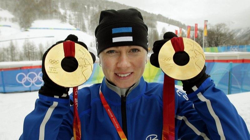 Kristina Šmigun-Vähi: võidud olid unistustes ägedamad kui reaalsuses