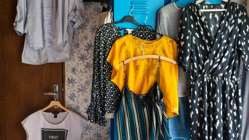 Elu piiratud arvu riietega ehk kuidas luua kapselgarderoob!