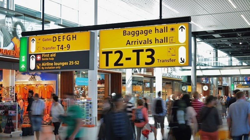 Millisel lennujaamal on kõige enam lennuühendusi?