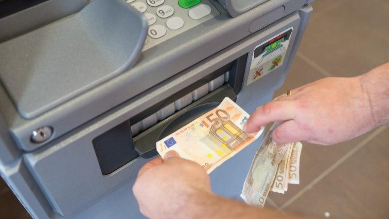 Союз банков Эстонии начинает переговоры о создании единой сети банкоматов