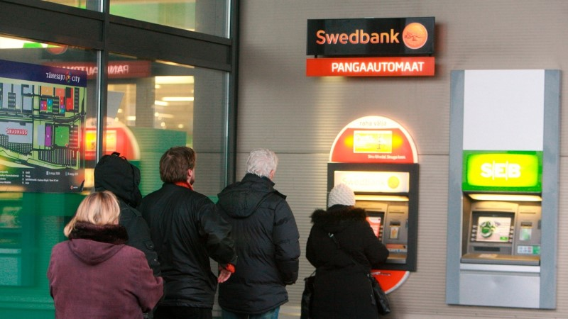 Pangad plaanivad luua ühtse sularahaautomaatide võrgu