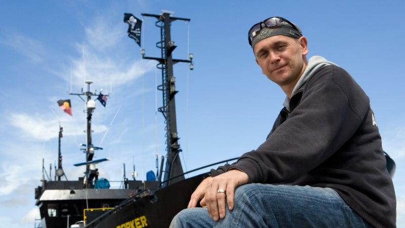 Eestisse saabub kuulus vaalaküttide hirm - kapten Alex Cornelissen