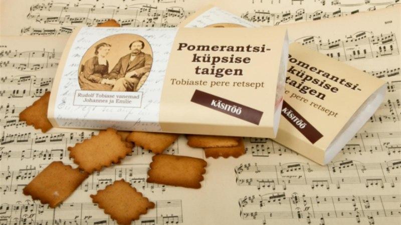 Muuseum avastas helilooja Rudolf Tobiase pere piparkookide retsepti!