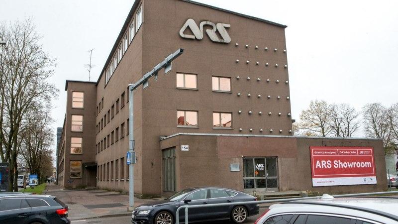 GALERII | ARS Showroomi kauplus-galerii avas oma uksed