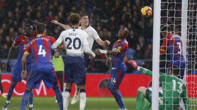Tottenham võitis ning tõusis vähemalt päevaks Chelsea ja Liverpooli kõrvale