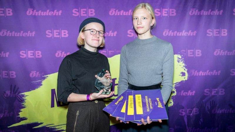 SUUR GALERII | Selgus Noortebänd 2018 võitja!