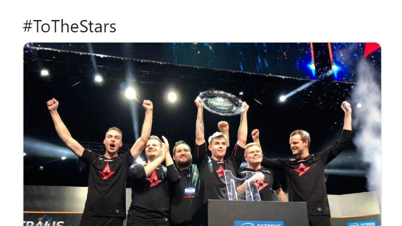 Astralis seljatas Mousesportsi ja võitis IEM XIII Chicago