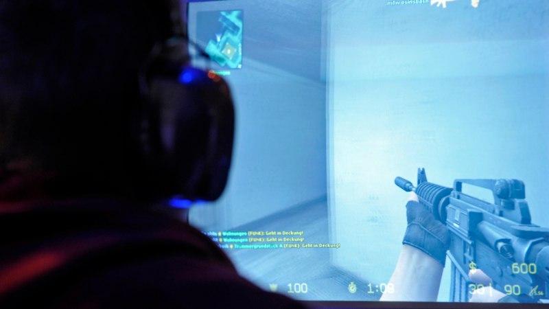 """""""Counter-Strike'i"""" proff sai tüssamise eest võistluskeelu"""