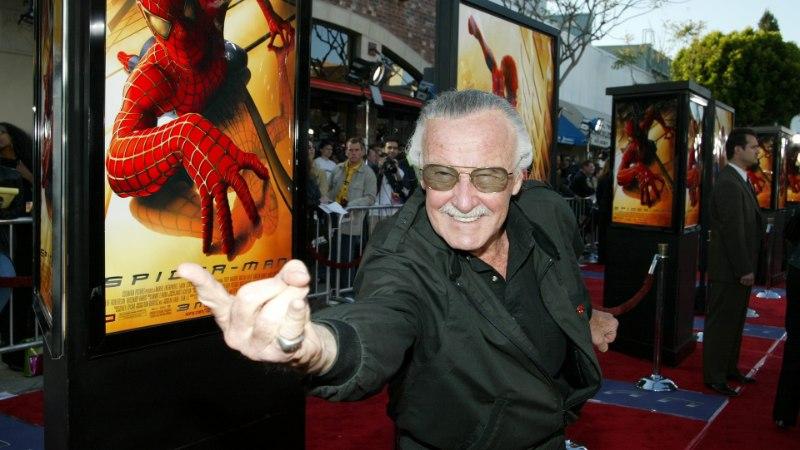 """""""Stan Lee päästis koomiksi ja superkangelased."""""""