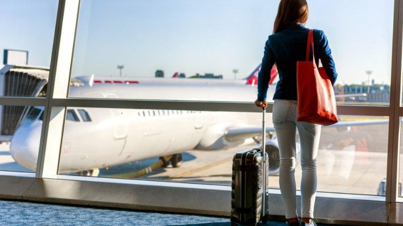 Lõhnaõli lendas kildudeks: nipid, mida lennujaama turvakontrolli läbides teada tasub!