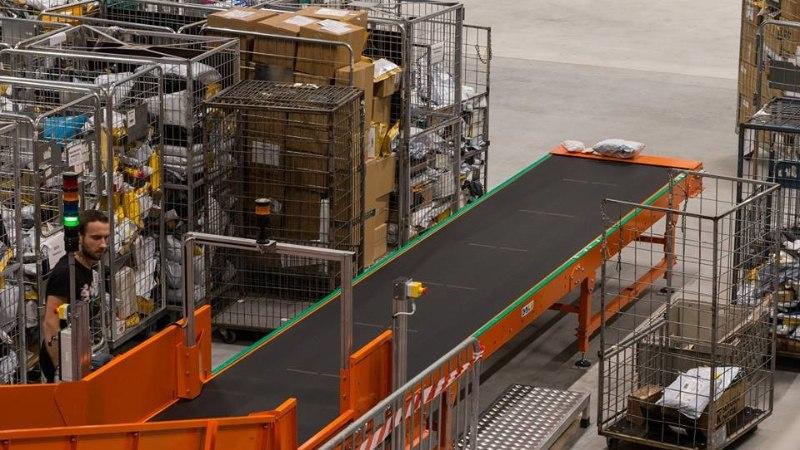 GALERII JA VIDEO   Omniva avas uue pakiärile keskendunud logistikakeskuse