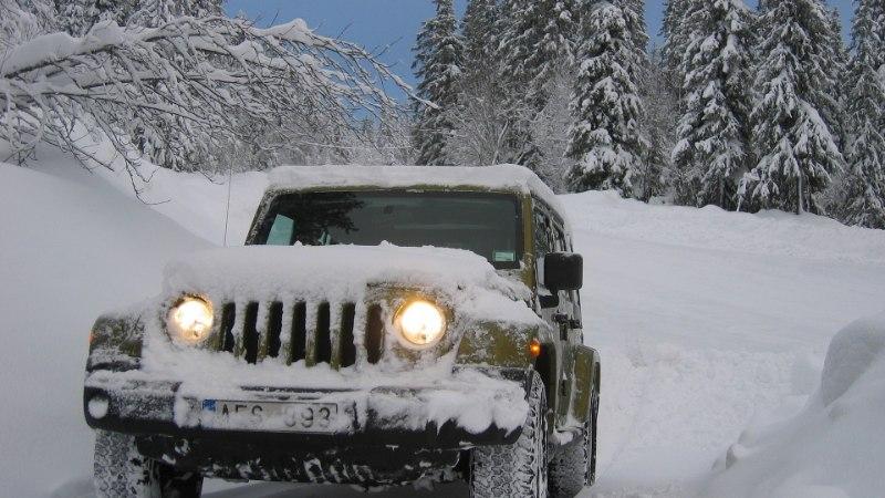 Autoomaniku ABC: 15 nippi, et auto talveks valmis oleks