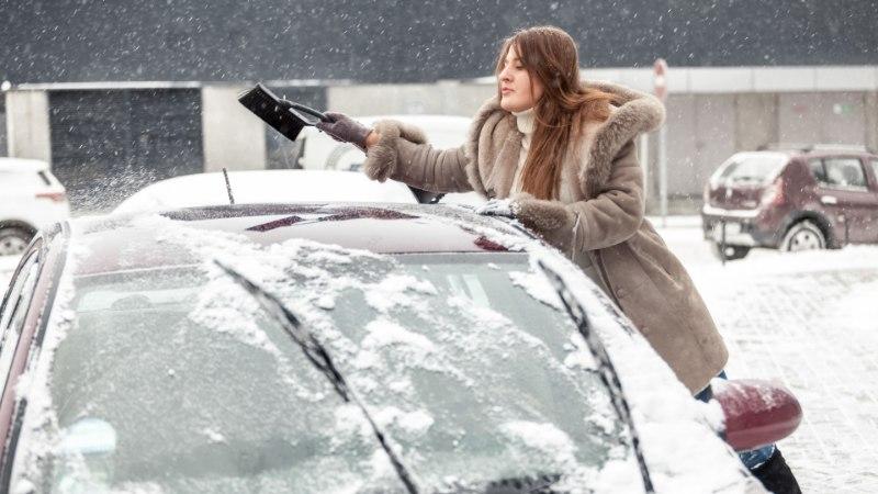 8 lihtsat nõuannet, kuidas oma auto talveks ette valmistada