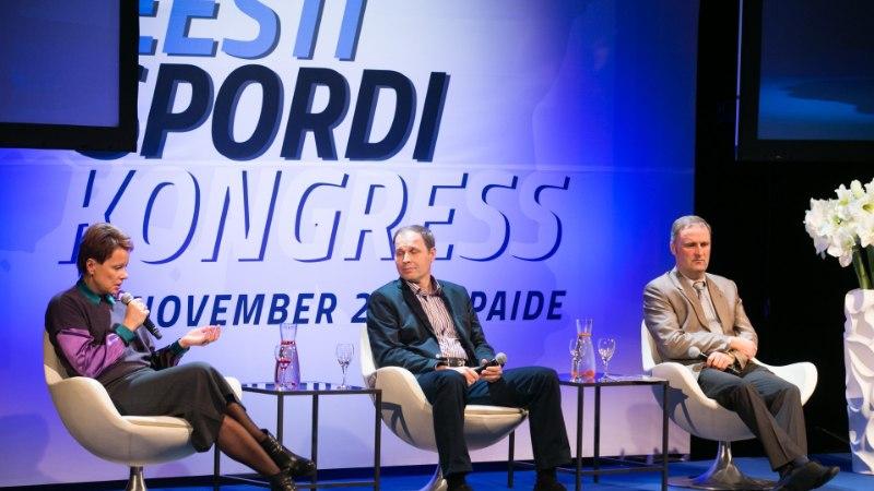 JÄRELVAADATAV | Eesti Spordi Kongressil üritatakse parandada laste liikumisharrastusi