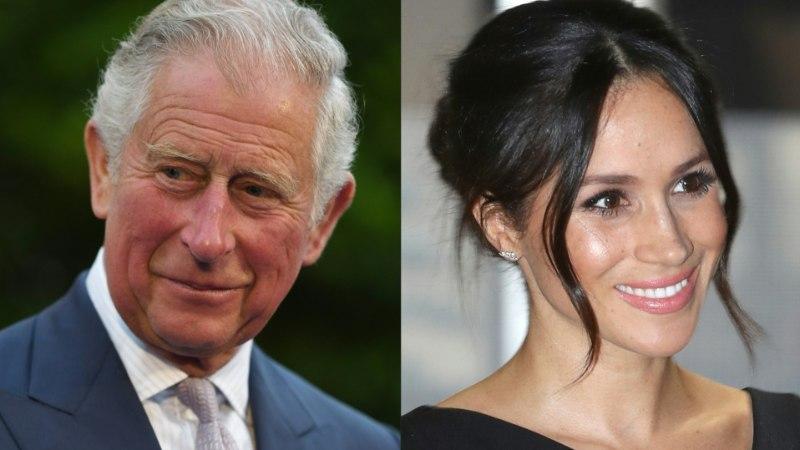 Kehakeeleekspert kommenteerib Meghani poosi prints Charlesi juubelifotol