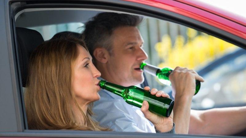 Ära ravi elumuresid purjutamisega – võid sattuda alkoholi nõiaringi!