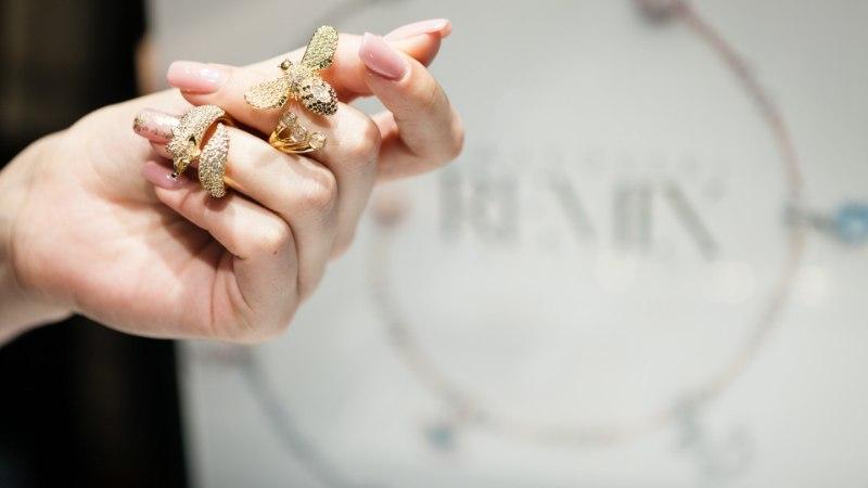 Галерея: в свой день рождения бренд Swarovski представил новую коллекцию