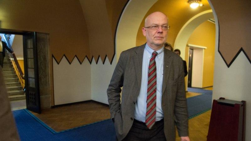 Mart Meri: rändeleppe ümber loodud hüsteeria halvendab Eesti riiklikke huve