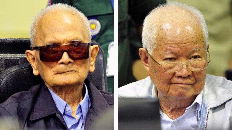 Kambodža punaste khmeeride verise režiimi liidrid mõisteti viimaks ometi genotsiidis süüdi