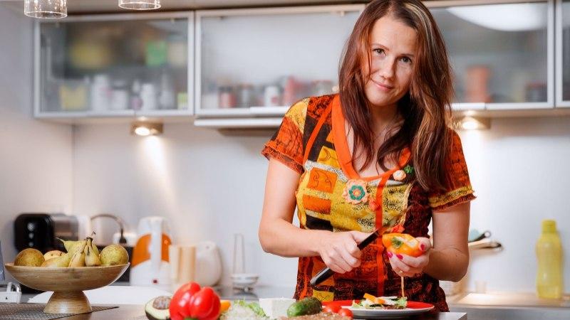 Lapse toitumisharjumused pannakse paika pere söögilauas