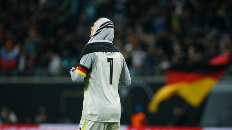 HÄMMING! Saksamaa jalgpallifännid pöörasid koondisele selja