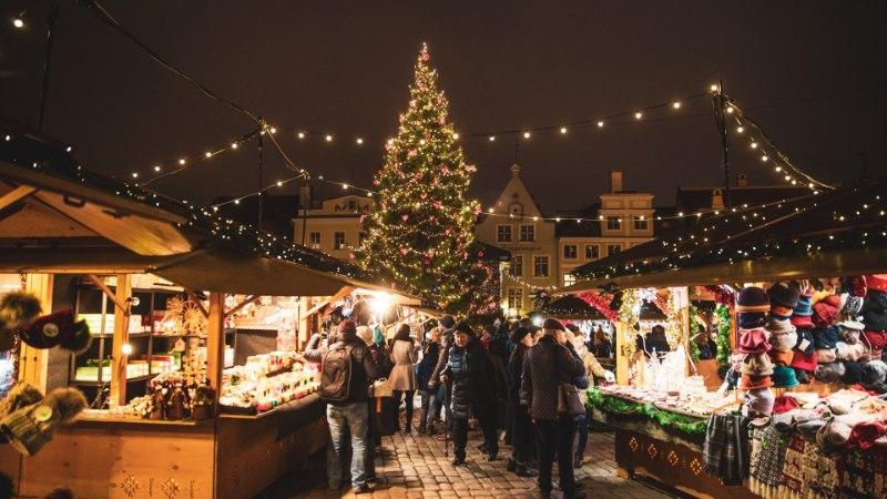 Настоящая сказка: Рождественский рынок открыт (ФОТО, ВИДЕО)