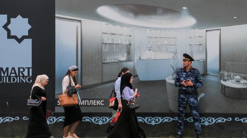 Смертница устроила взрыв в столице Чечни