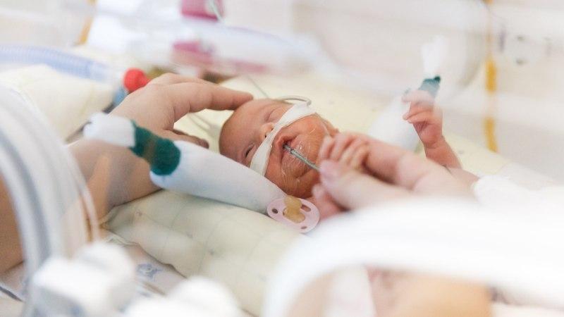 GALERII | Keskhaigla Sünnitusmajas peeti meeles enneaegseid lapsi