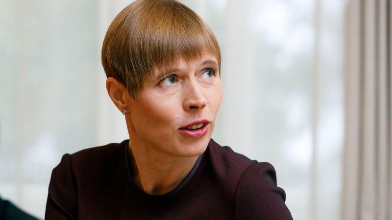 President Kaljulaid Läti 100. aastapäeval: aegon meid kokku kasvatanud ja tugevaks teinud