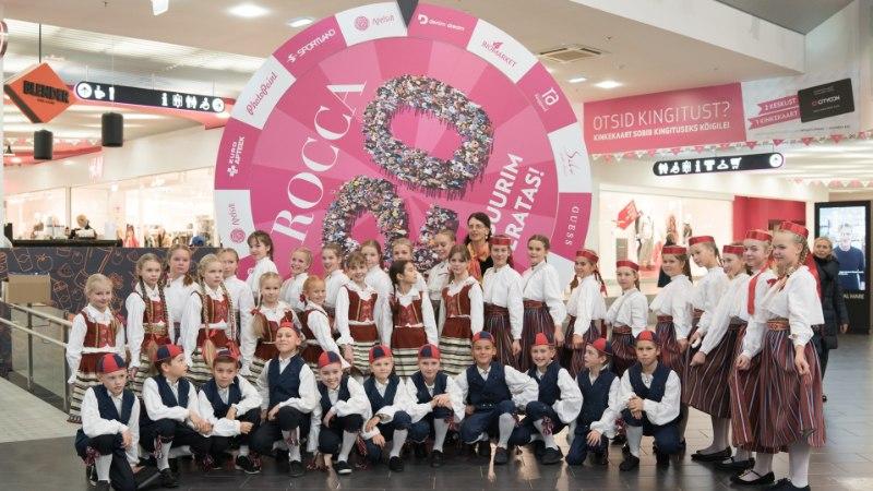 Галерея: торговый центр Rocca al Mare отметил 20-летний юбилей