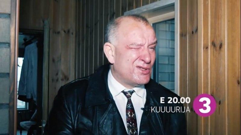 """""""Kuuuurija"""": võlakütt Ants Päär kutsuti appi puuküürnikut välja tõstma, kuid viimane kolib välja vaid kohtuotsusega"""