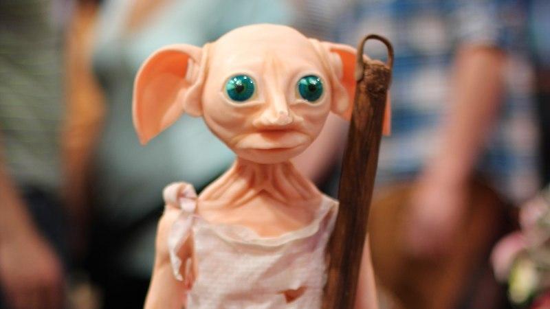 """""""Harry Potteri"""" filmistuudio haarab justkui sõrmenipsuga oma võlumaailma"""