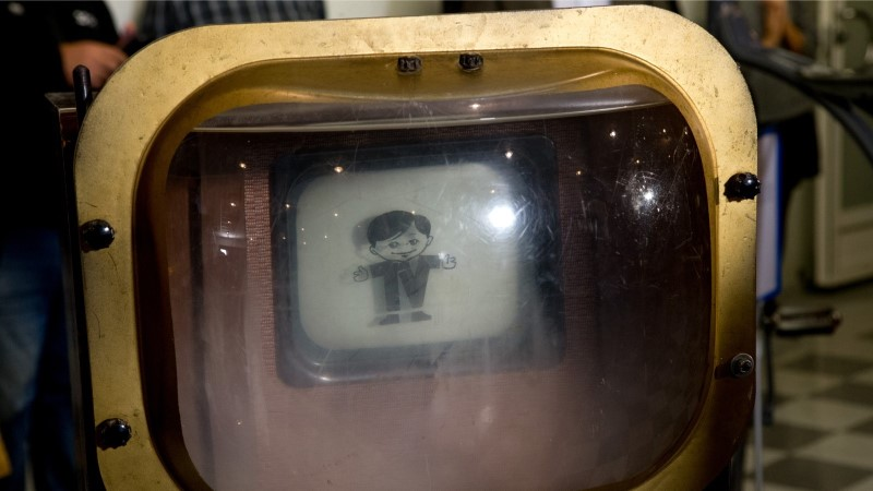 GALERII | ETV-s avati telemuuseum, kus saab iga külastaja end teleajalukku jäädvustada