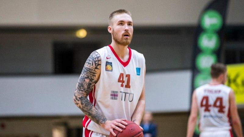 Veebruaris Eesti koondises säranud Sten Olmre loobus tippkorvpallist ja siirdus esiliigasse