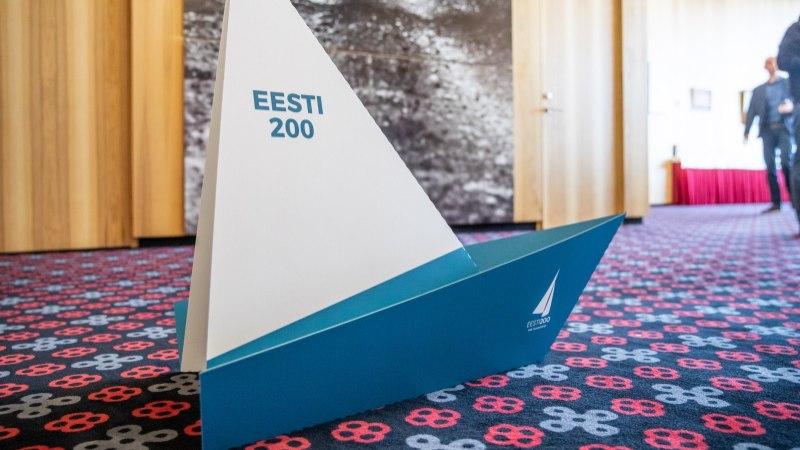 Juhtkiri | Eest ära, Eesti 200 tuleb!