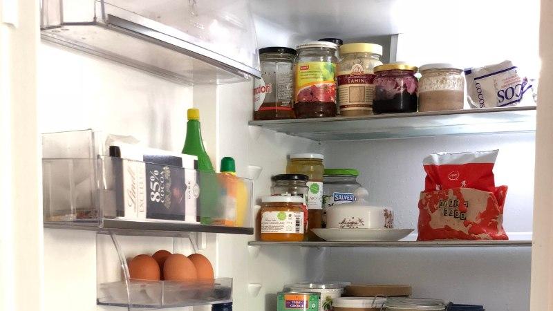 UUS LUGUDESARI: Meie külmkapp