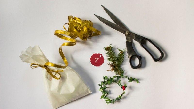 TEE ISE | Advendikalender kui korvitäis kingitusi