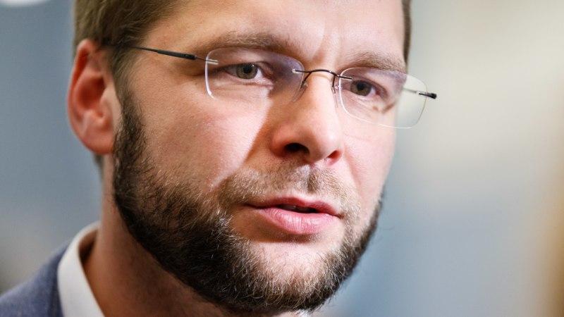 ÕL VIDEO   Halvimast halvim ajastus: siseminister Andres Anvelt lahkub tervise pärast poliitikast