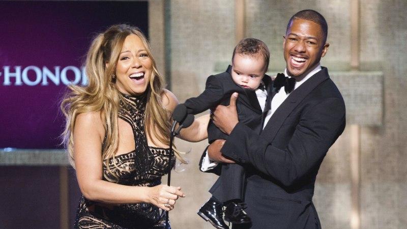 JUBE LUGU KÜLL: Mariah Carey poeg oksendas Michelle Obama peale