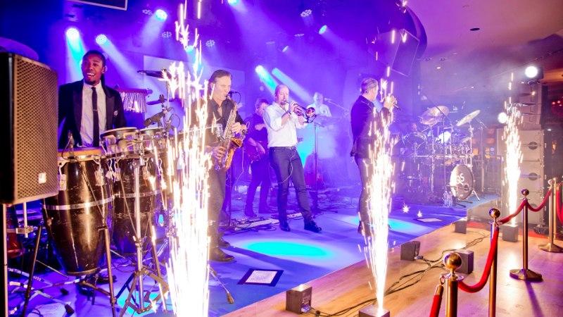 Большая гламурная галерея: кто пришел праздновать 25-й день рождения Olympic Casino
