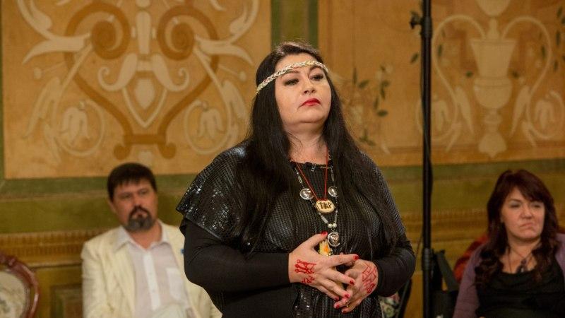 Ukraina selgeltnägija Žanna: saates osalemist raskendas keelebarjäär
