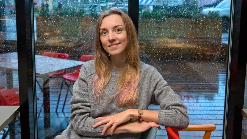 Näitleja Loore Martma uurib doktoritöös loomeinimeste vaimset tervist